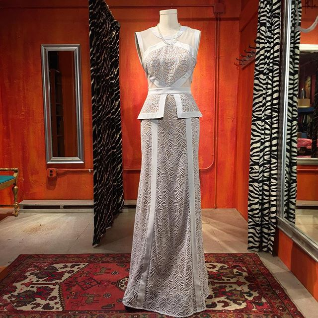 The Viviana gown from BCBG Maxazria. Size 6. $189.