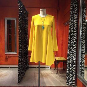 Zara Woman goldenrod tunic. Size Small. $32.